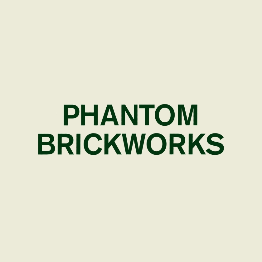 Bibio - Phantom Brickworks - Artwork