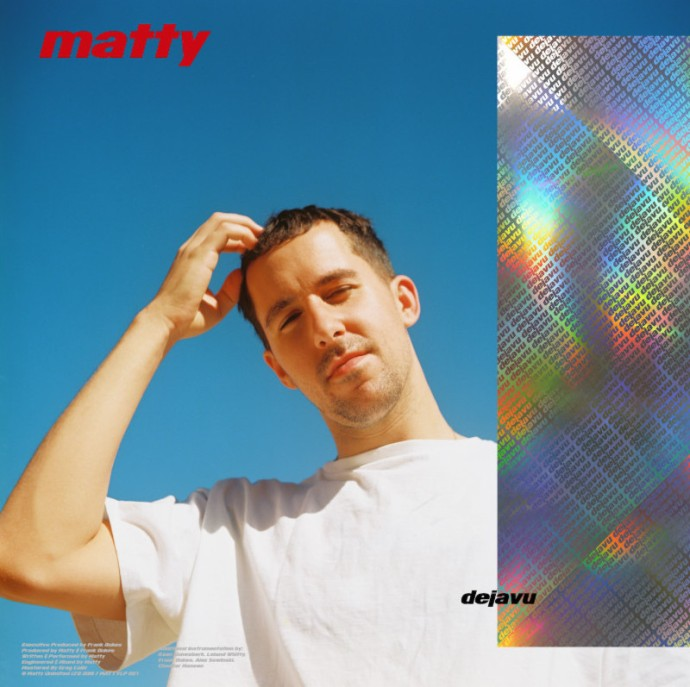 matty dejavu 2018 album cover